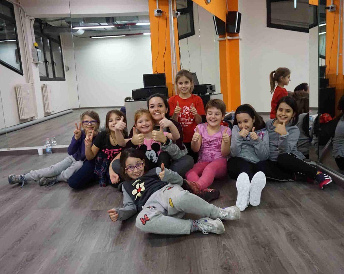 ballo per bambini a Milano alla Phoenix Studio Dance