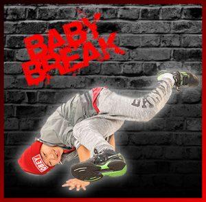 icona breakdance bambini