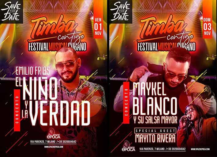 Concerti Cubani a Milano