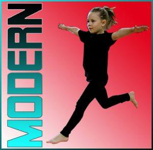 icona Danza Moderna per bambini (+6 anni)