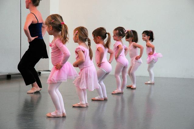 indirizzamento alla danza per bambini a Milano