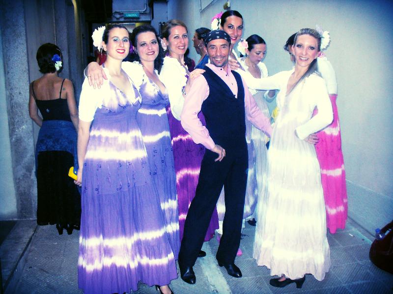 ballo liscio a Milano alla Phoenix Studio Dance