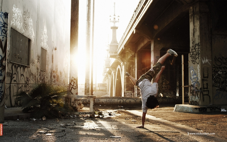 break dance a Milano