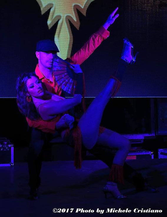 claudio giovenzana insegnante di salsa alla phoenix studio dance di milano