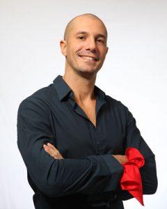 claudio giovenzana insegnante di salsa cubana a milano