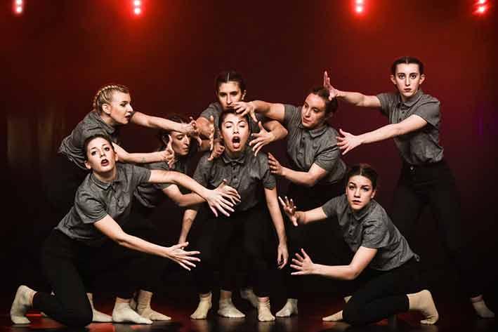 corsi di danza contemporary modern a Milano