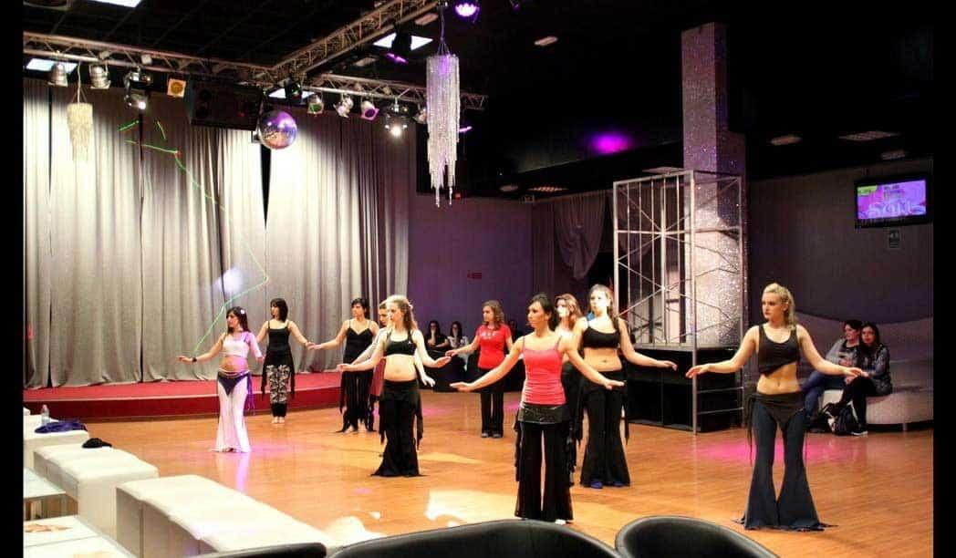 corso di Danza del Ventre fusion a Milano