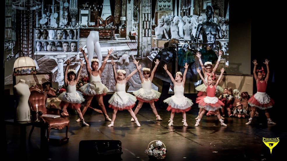danza classica per bambini a Milano alla Phoenix a.s.d.
