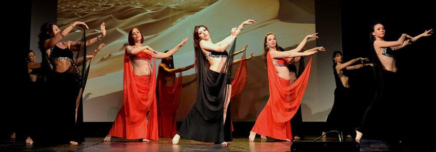 Danza del Ventre a Milano con Jenny Fusion Dance