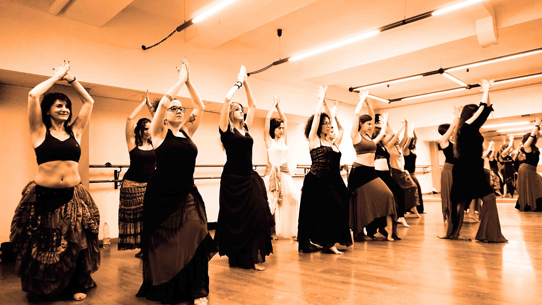 Danza a Milano lezioni di ballo collettive