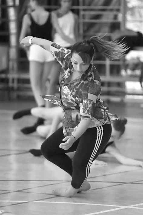 danza moderna in zona Loreto a Milano