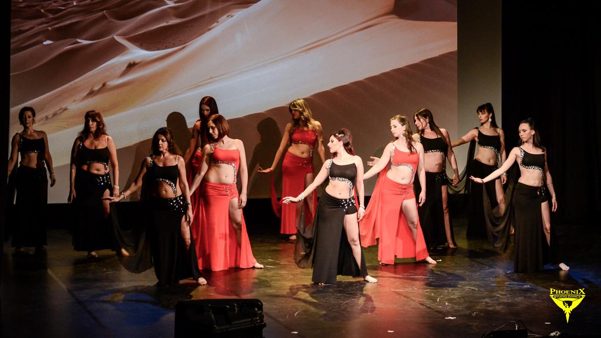 danza del ventre a Milano Phoenix a.s.d.