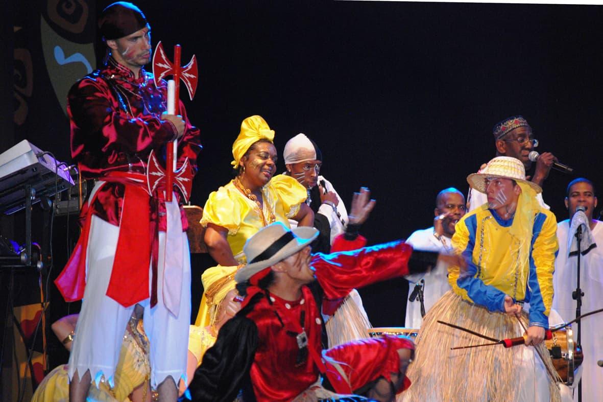 danze cubane a Milano alla Phoenix Studio Dance