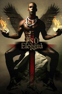 Eleguà è un Orisha della Santeria religione Afro Yoruba