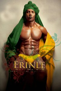 Erinle è un Orisha della Santeria religione Afro Yoruba