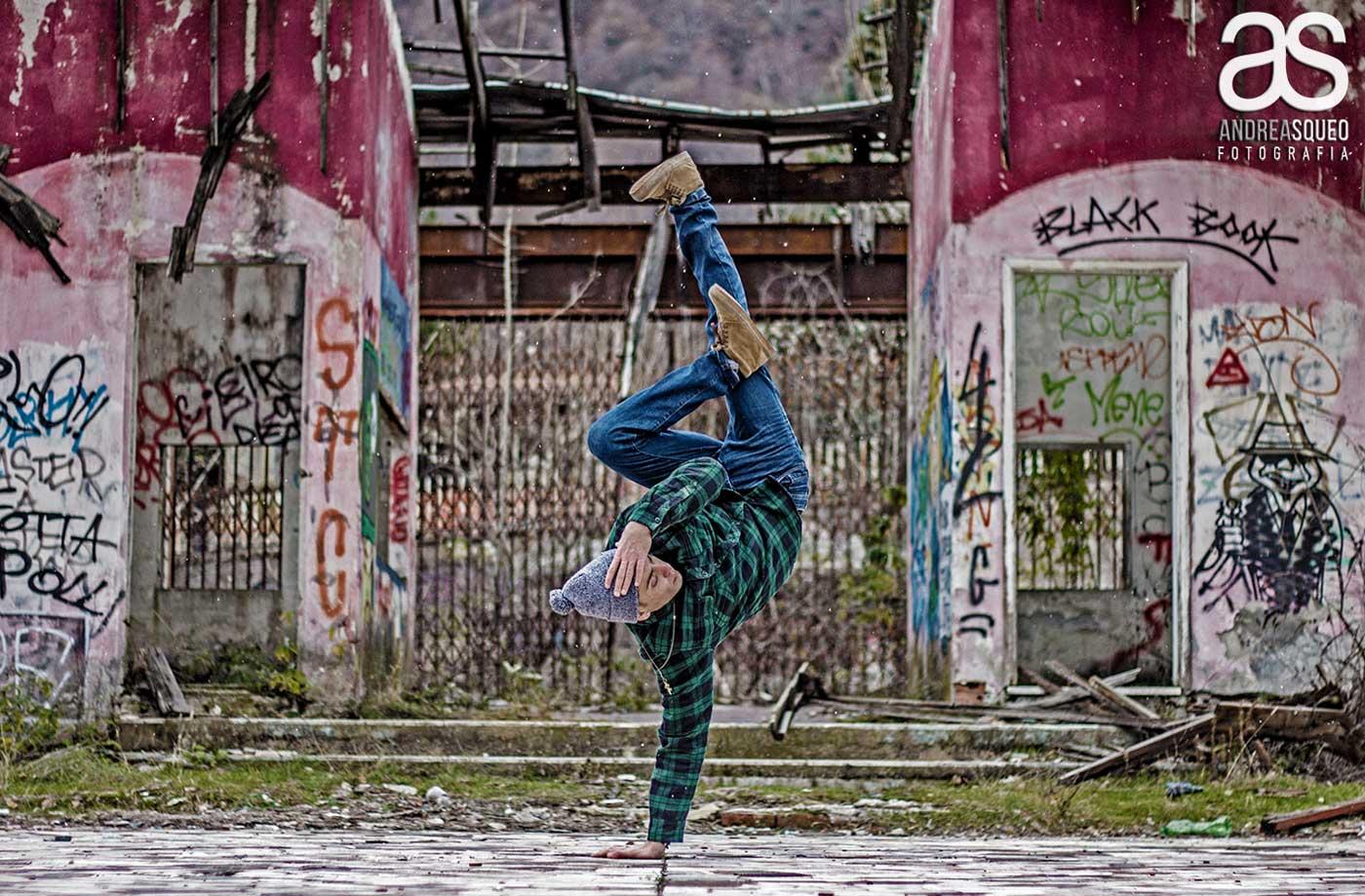 breakdance a Milano presso Phoenix Studio Dance a.s.d.