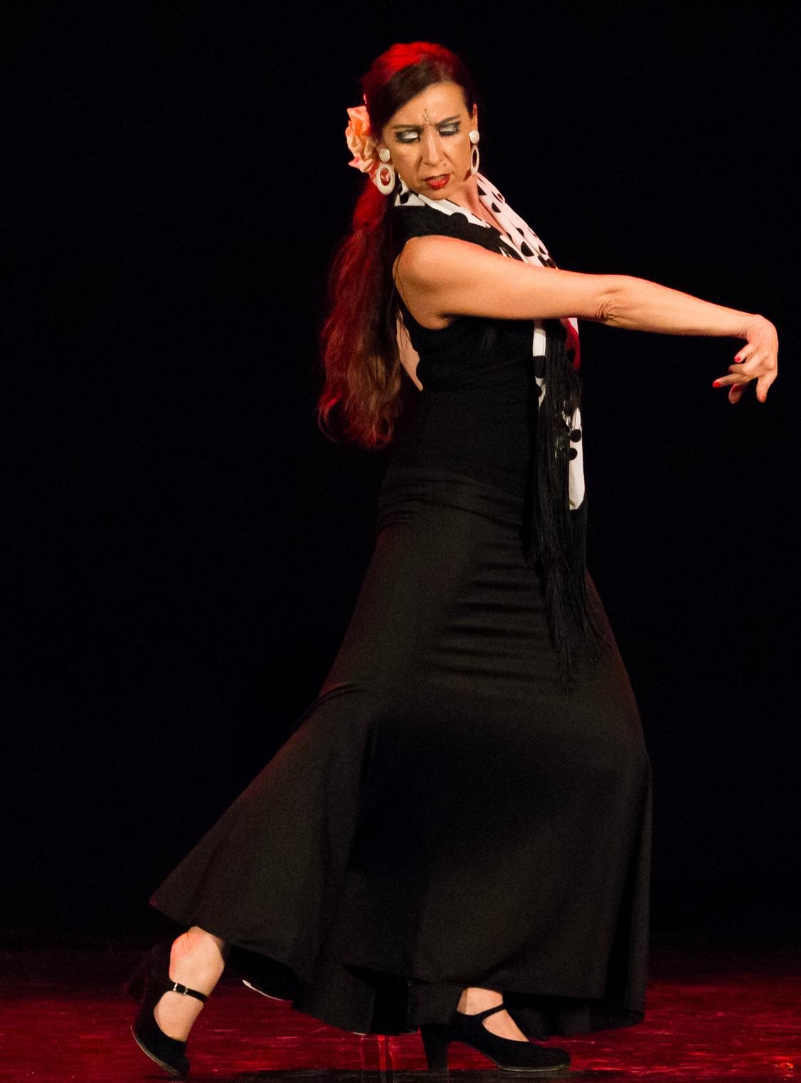corso di flamenco a Milano alla Phoenix Studio Dance a.s.d.