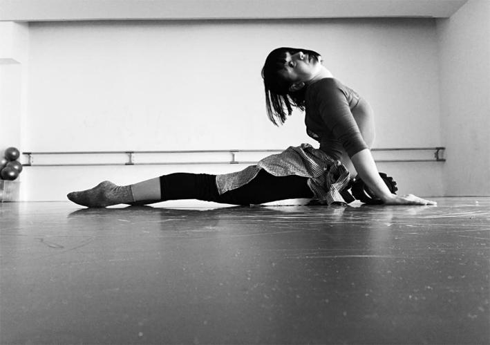 Giusy Orsino è insegnante di danza classica per bambini a Milano