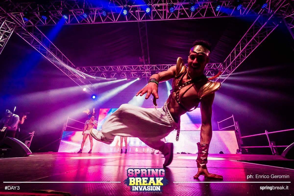 insegnante di Breakdance