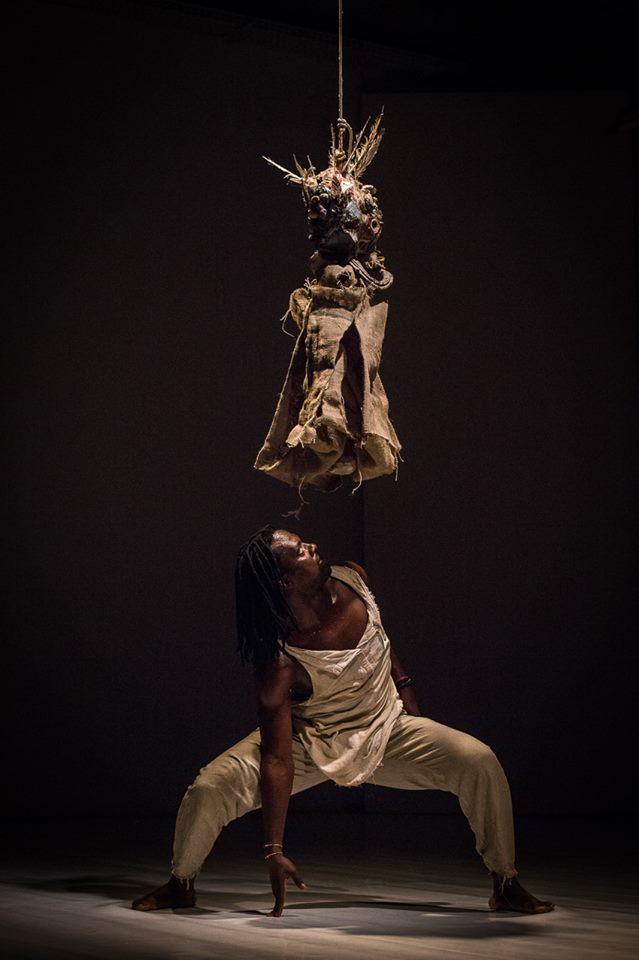 insegnante di danza Afro