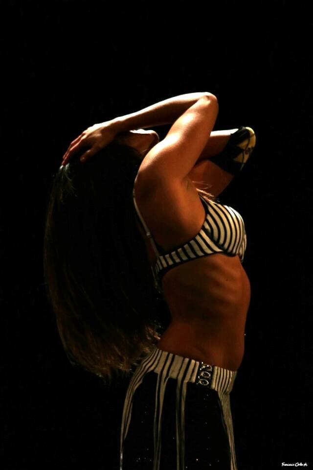 insegnante di danza del ventre alla Phoenix a.s.d.