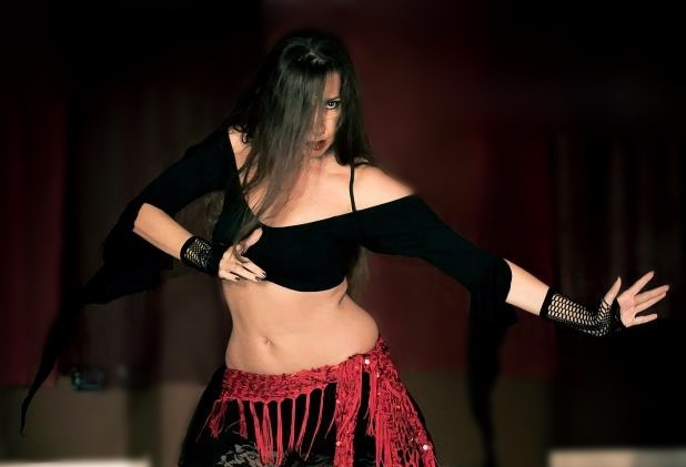 insegnante di flamenco arabe