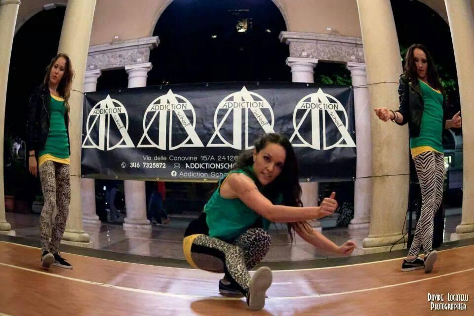 insegnante di Hip Hop Bambini a Milano