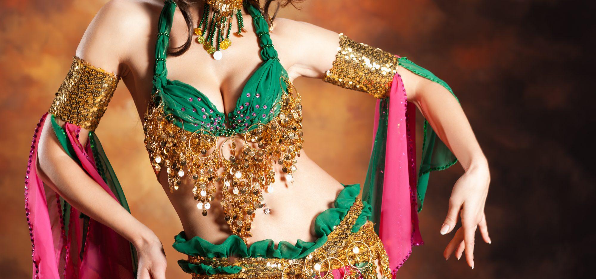 le lezioni private di danza del ventre a Milano della Phoenix Studio Dance a.s.d.