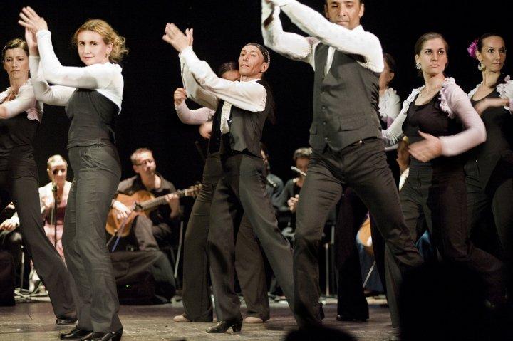 ballo liscio a Milano