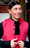 Aldo Rebatto insegnante corsi di ballo