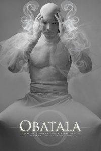 Obatalà è un Orisha della Santeria religione Afro Yoruba