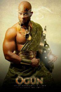 Oggun è un Orisha della Santeria religione Afro Yoruba