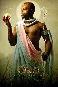 Oko è un Orisha della Santeria religione Afro Yoruba