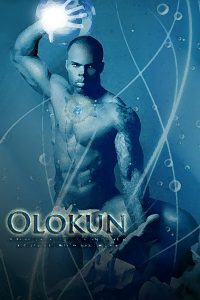 Olokun è un Orisha della Santeria religione Afro Yoruba