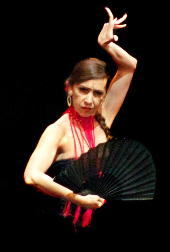 percorso di flamenco base