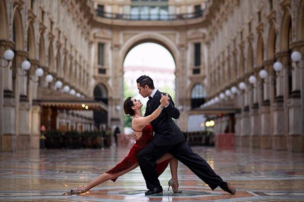 corso di tango argentino a Milano zona Lambrate