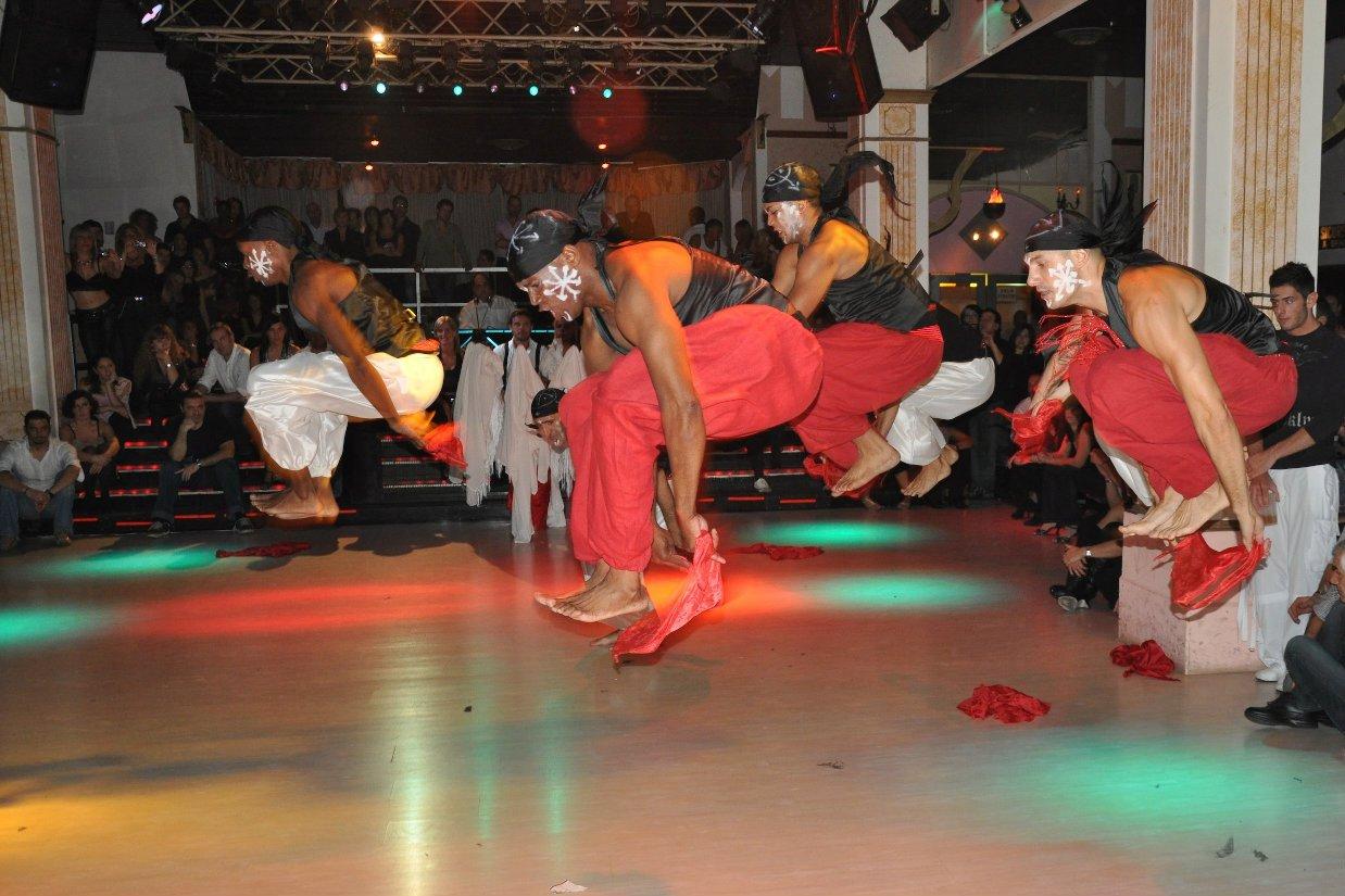 lezioni di salsa cubana alla Phoeni Studio Dance a.s.d.
