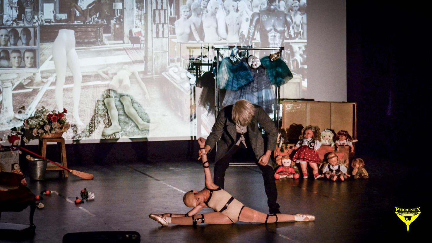 Phoenix a.s.d. scuola di danza classica per bambini a Milano
