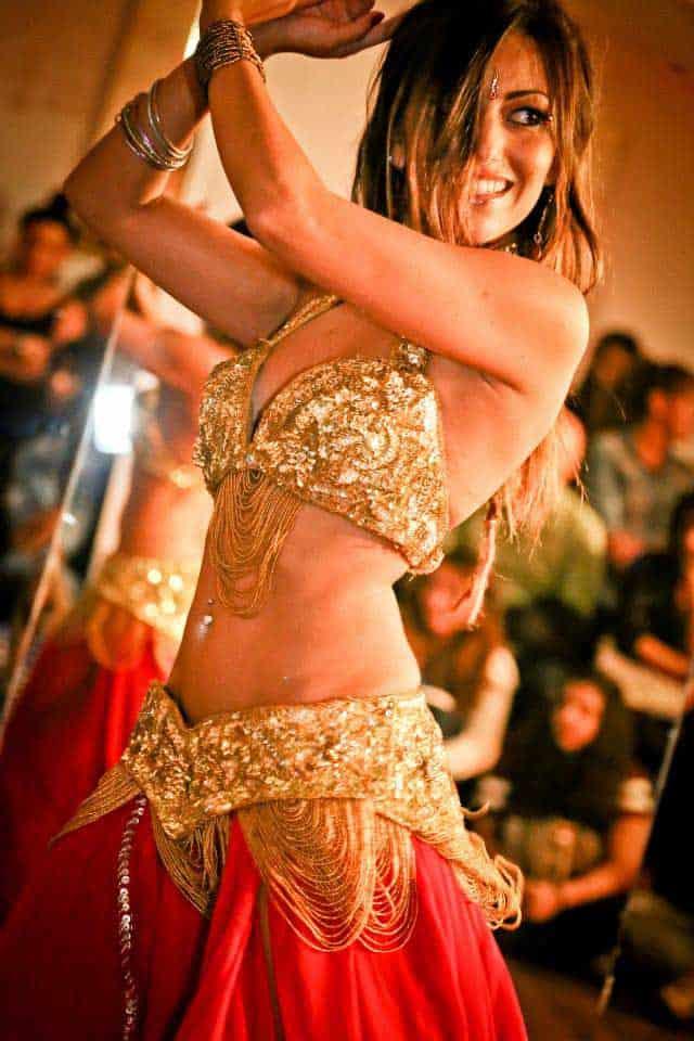 danza del ventre a milano alla Phoenix a.s.d.